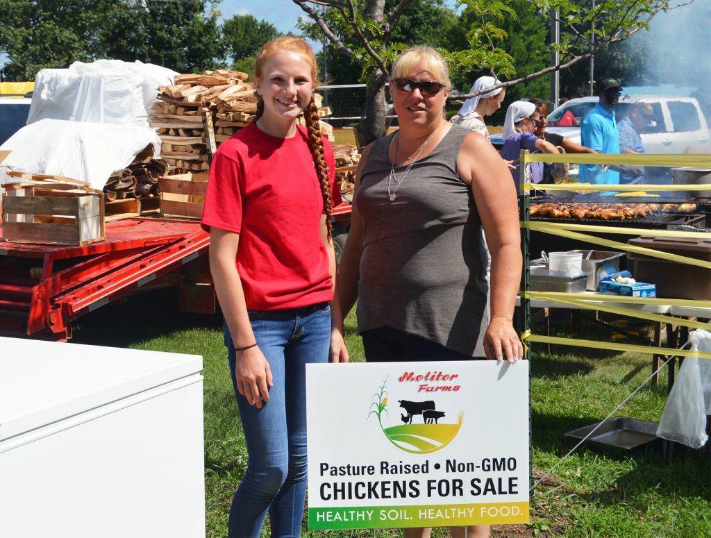 Food Fight-Janet & Megan Molitor